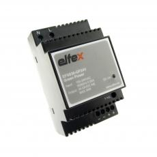 elfex Hutschienen-Netzteil 30W, 24V DC (einstellbar 24V-28V), EFX030-GP24V